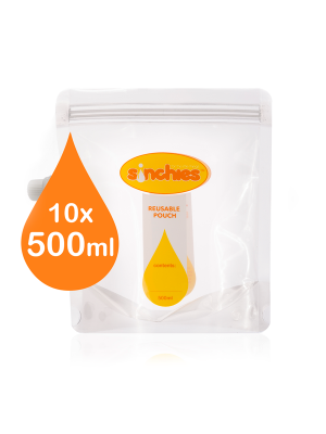 Sinchies 500ml Pack 10