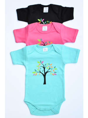 Kakadu Tiny Tots Tree of Life Jumpsuit (Variety of Colours)