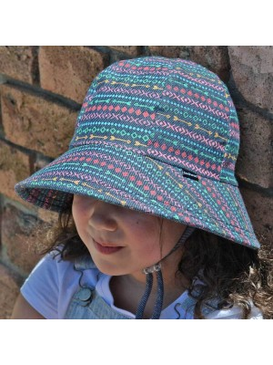 Bedhead Pony Tail Bucket Hat - Chicquita Girl