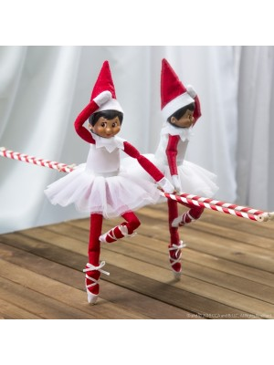 The Elf on the Shelf - Couture Twinkle toes tutu standing