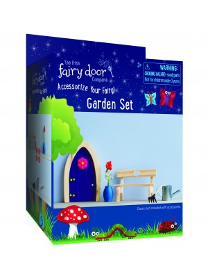 The Irish Fairy Door Company - Garden Set box