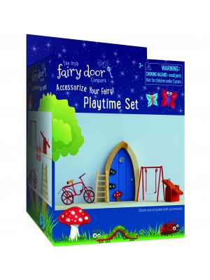 the Irish Fairy Door Company - Playtime Accessory Set box