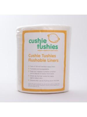 Cushie Tushies Flushable Liners