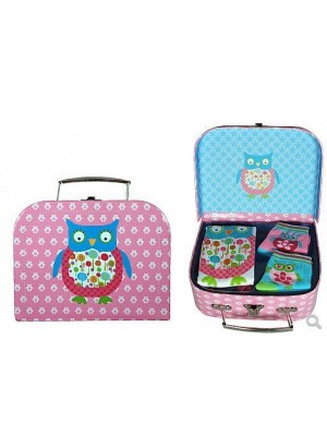 Little Owl Case - Girls
