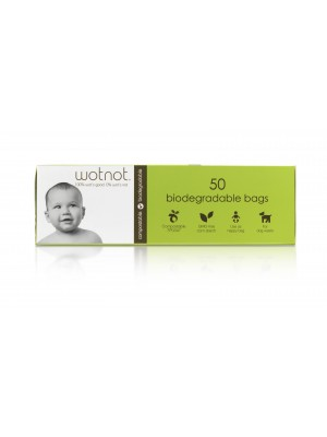 Wotnot Bio Bags - Baby picture