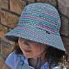 Bedhead Pony Tail Bucket Hat - Chicquita Girl