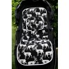 Harry High Pants Pram Liner & Strap Covers - Oh Deer