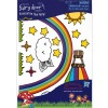 the Irish Fairy Door - Wall Art Rainbow Packet