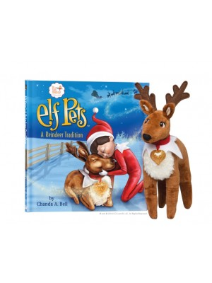 Elf Pets - Reindeer and book