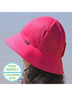 Bedhead Pony Tail Swim Hat - Sherbert girl