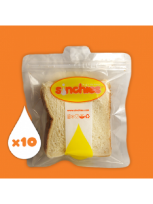 Sinchies Reuseable Sandwich Bags Pack 10