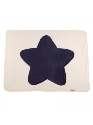 Fourzero Star Blanket Navy