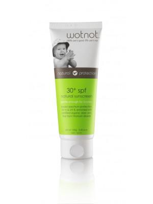 Wotnot Baby Sunscreen SPF30 - 100g