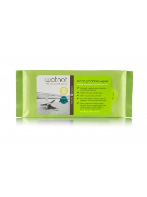 Wotnot bio wipes refill pack - 20PK