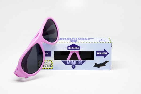 Princess Pink original Babiators kids sunglasses