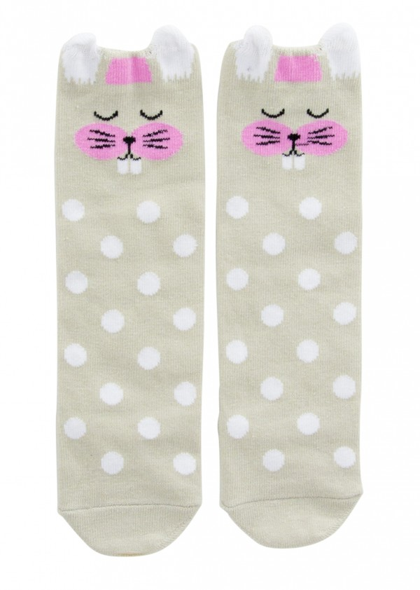 Boxed Baby Tights & Socks boxed gift set Bunny Long socks
