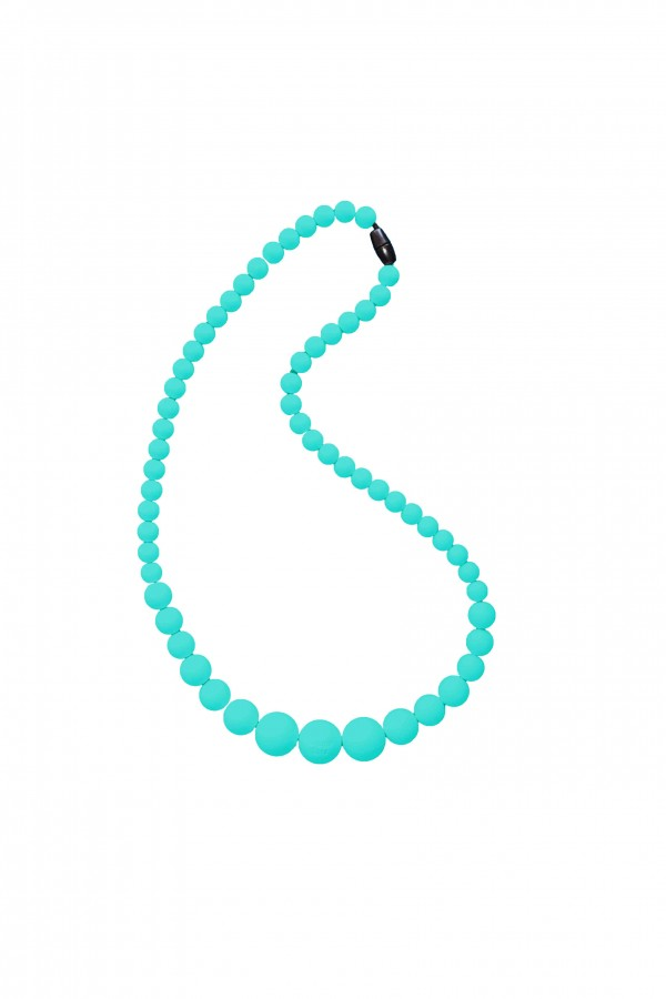 BB Necklace - Chalk Blue
