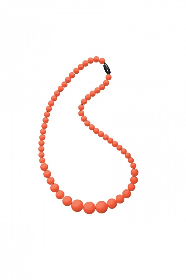 BB Necklace - Slippery Salmon