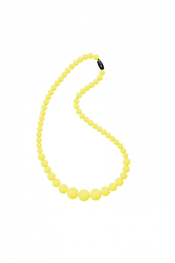 BB Necklace - Pale Daffodil