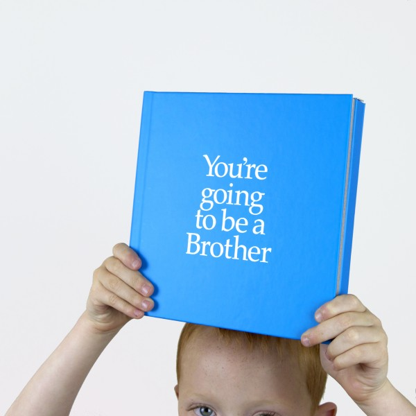 You're going to be a Brother Book