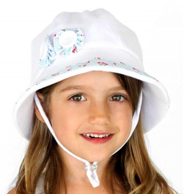 Beadhead Bucket Hat - Cherry