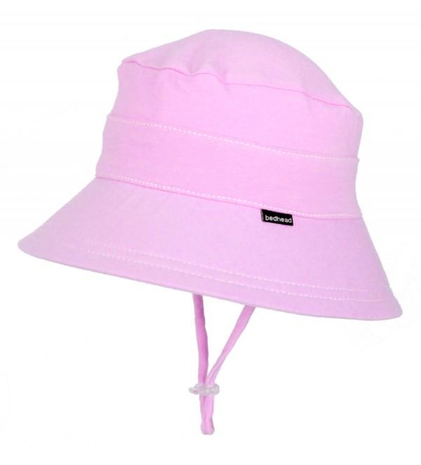 Beadhead Bucket Hat - Baby Pink