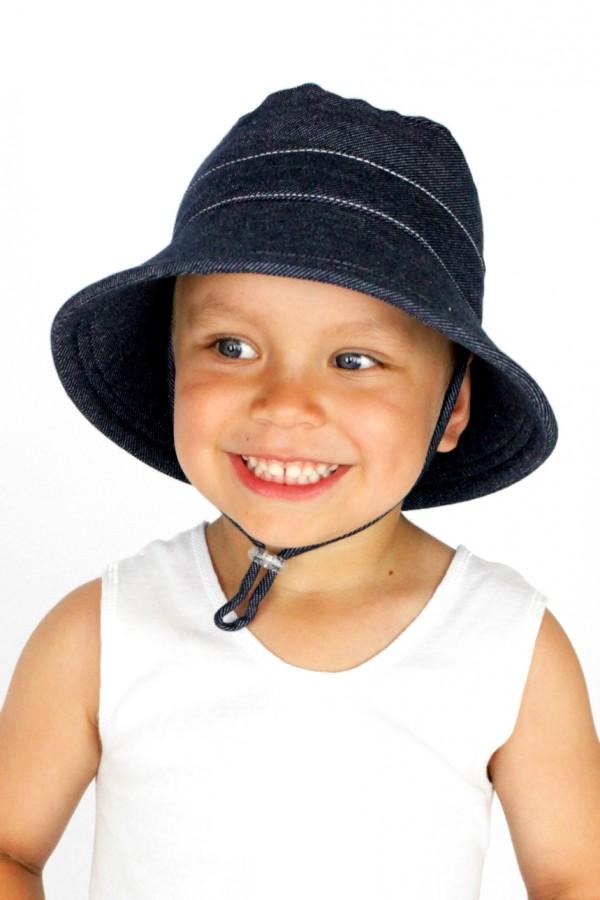 Beadhead Bucket Hat - Denim