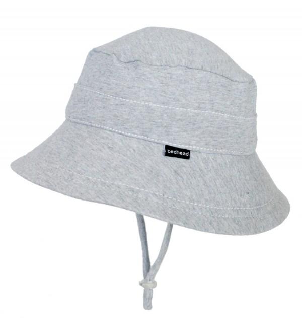 Beadhead Bucket Hat - Grey