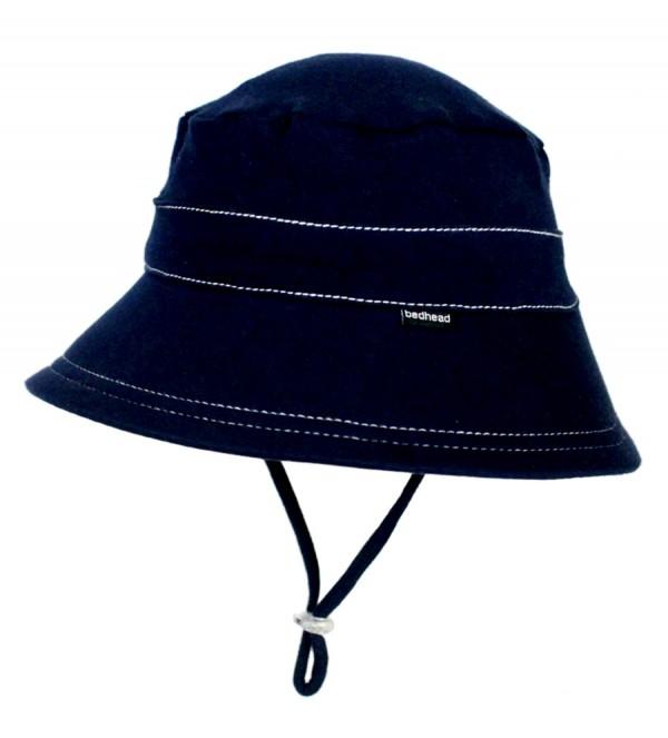 Beadhead Bucket Hat - Navy