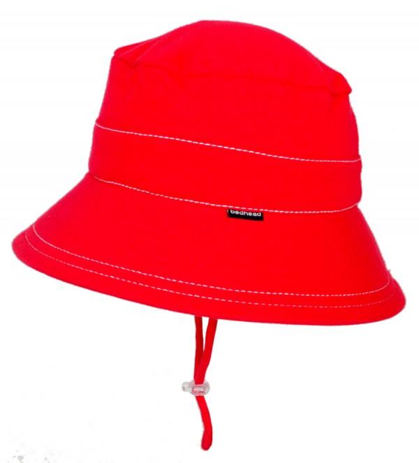 Beadhead Bucket Hat - Red