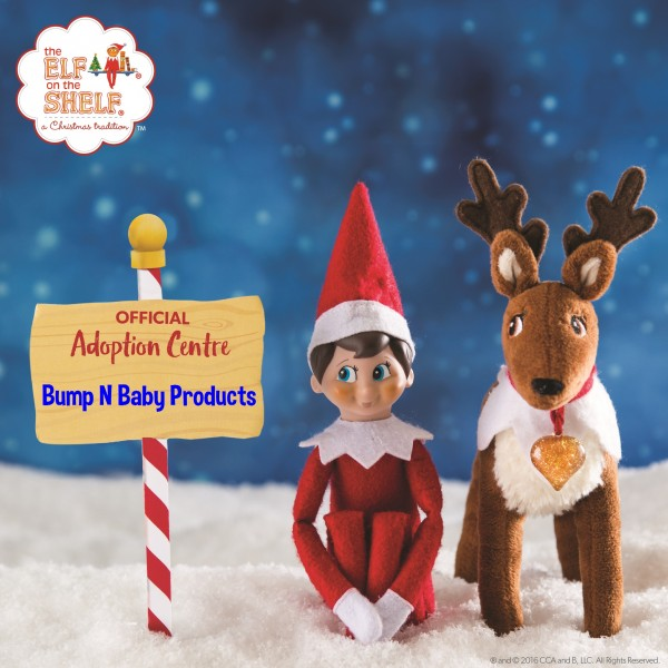 Elf on the Shelf - Bump N Baby Products