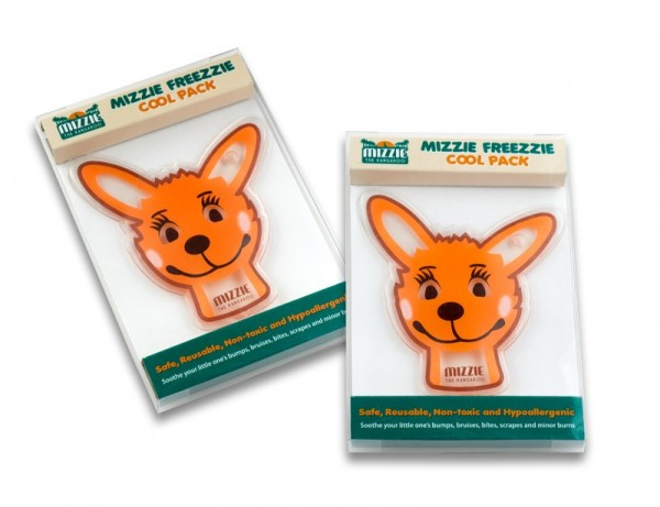 Australian Mizzie the Kangaroo Freezzie Kids Cool Pack