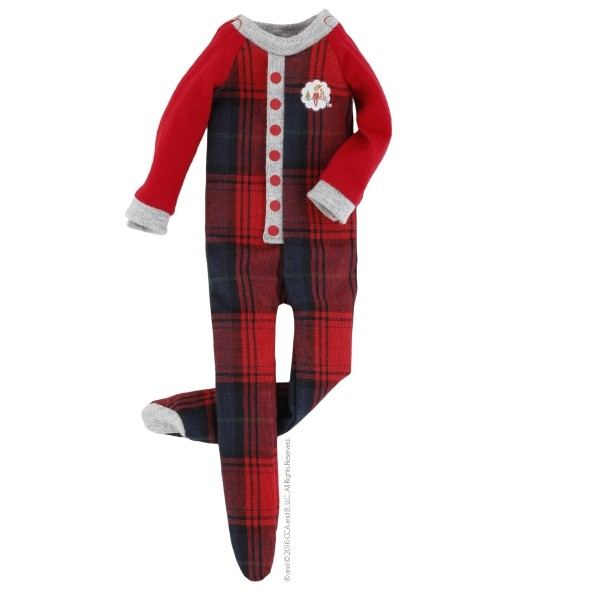 The Elf on the Shelf - Couture pajamas
