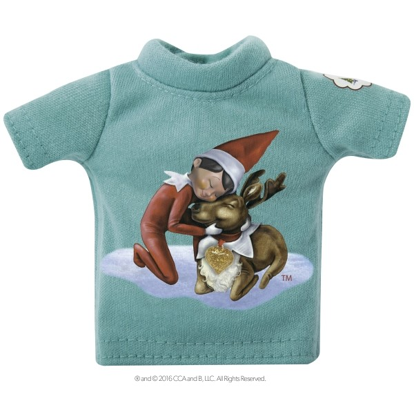 The Elf on the Shelf - Couture Tee aqua