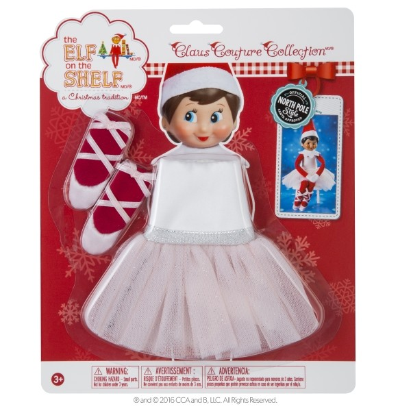 The Elf on the Shelf - Couture Twinkle Toes tutu packaged