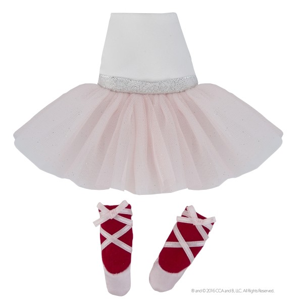 The Elf on the Shelf - Couture Twinkle Toes tutu