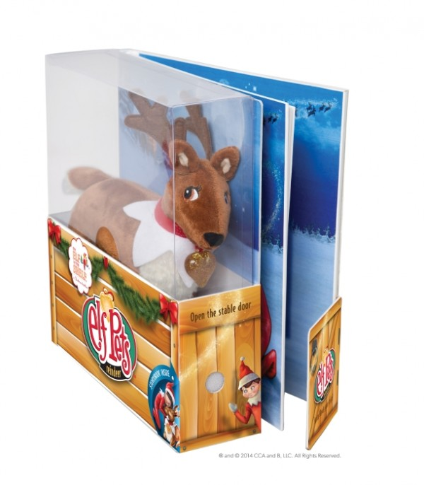 Elf Pets - Reindeer boxed