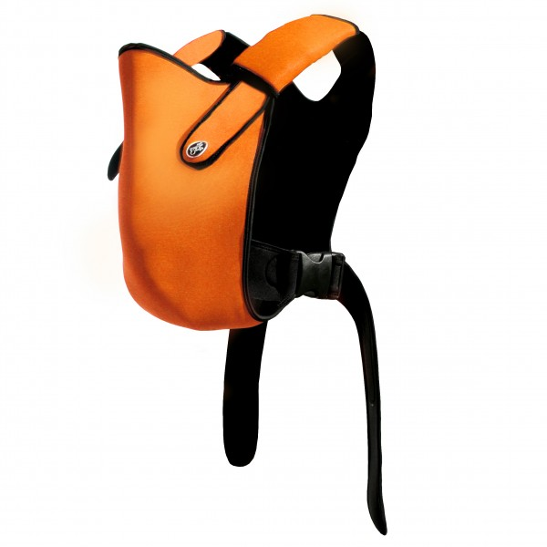 The Frog Orange Water Baby Carrier - Orange