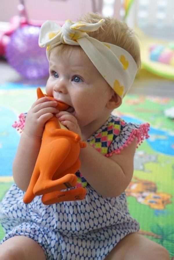 Mizzie Kangaroo Best Teething Toy