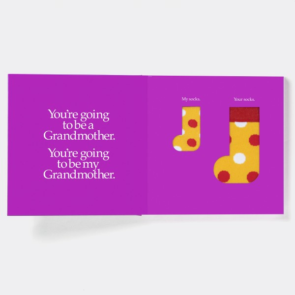 You're going to be a Grandmother Book