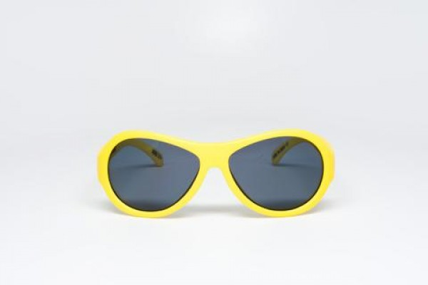Hello Yellow! original Babiators kids sunglasses