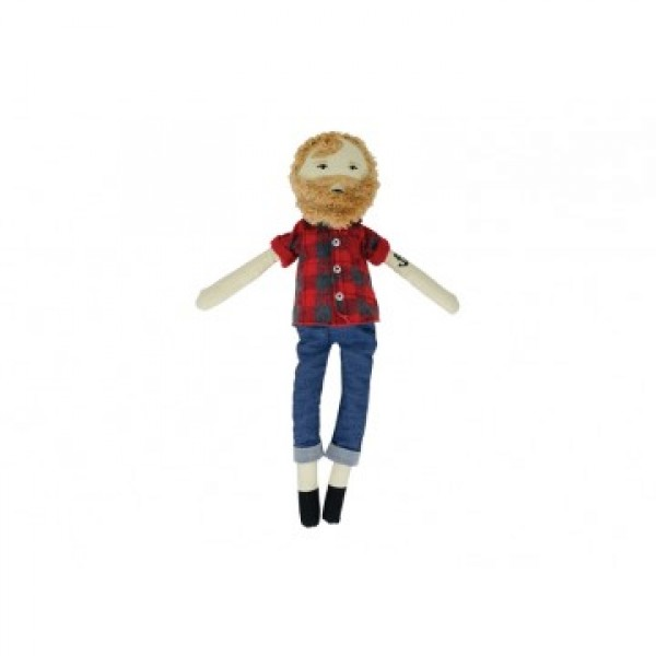 Jarrad the Hipster doll
