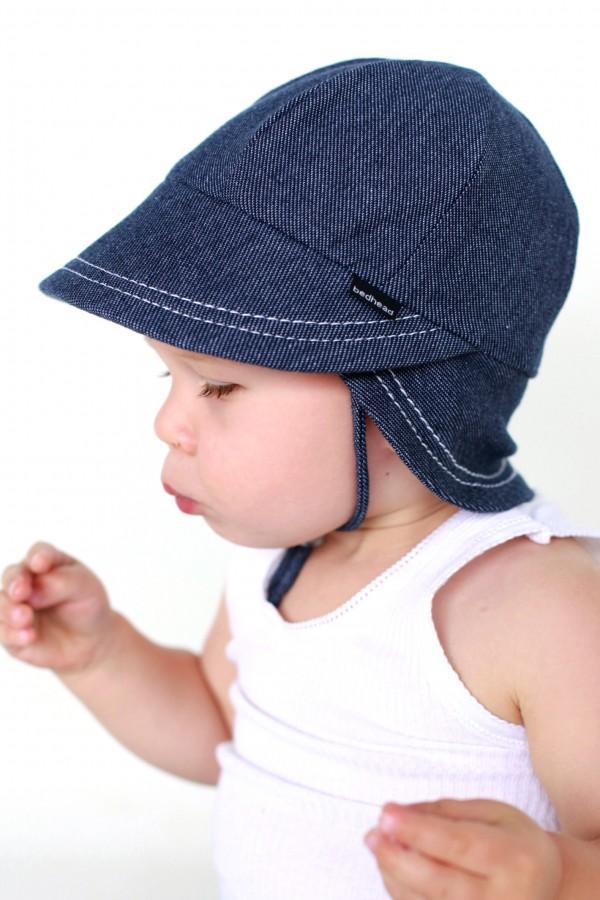 Bedhead Legionnaire Hat - Denim