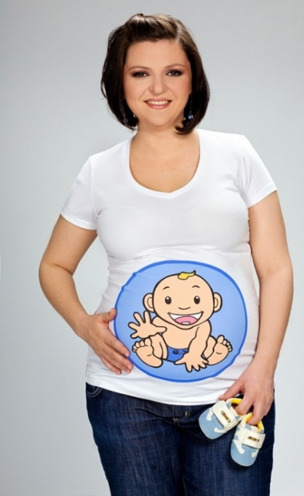 Maternity T-Shirt - Boy