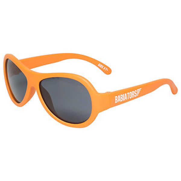 OMG! Orange original Babiators kids sunglasses