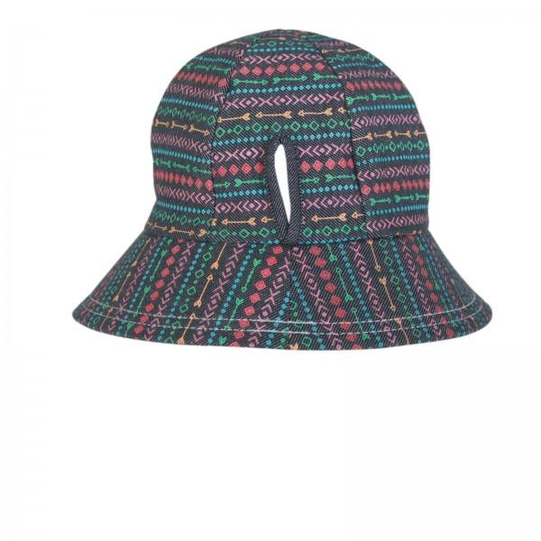 Bedhead Pony Tail Bucket Hat - Chicquita Back