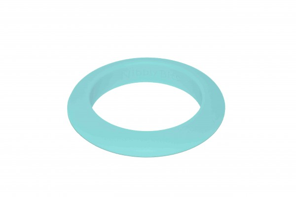 Round Stackable Bangle - Chalk Blue