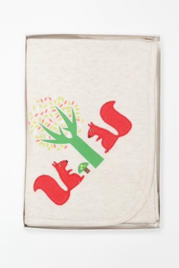 Emotion & Kids - Squirrel Wrap