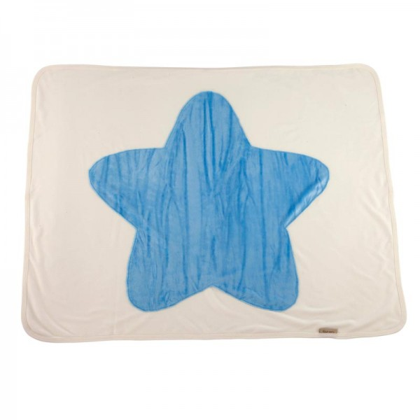 Fourzero Star Blanket Blue