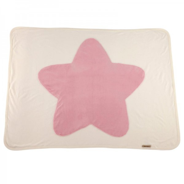 Fourzero Star Blanket Pink